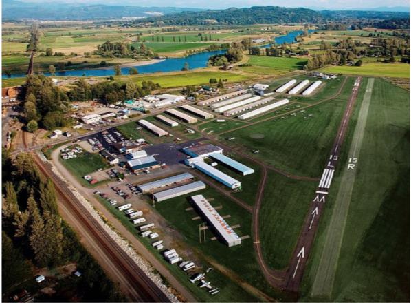西雅圖SFS飛行學校